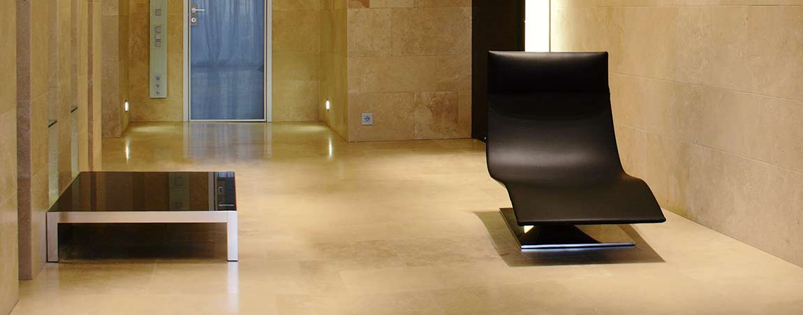 hygienic easy clean commercial flooring