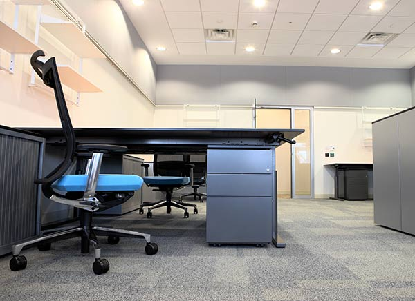 commercial carpet tiles office