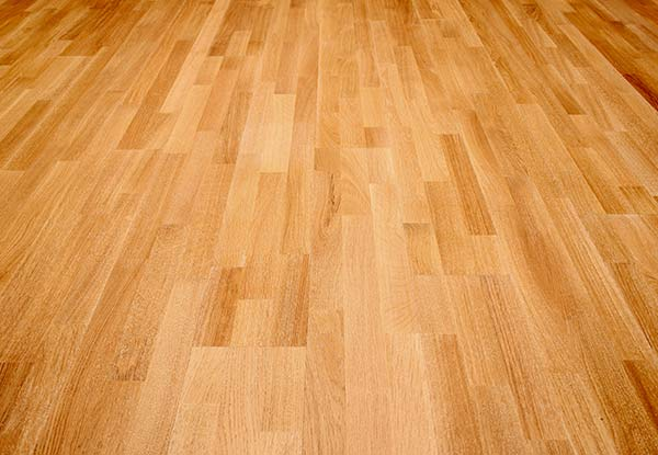 hardwood oak parquet floor