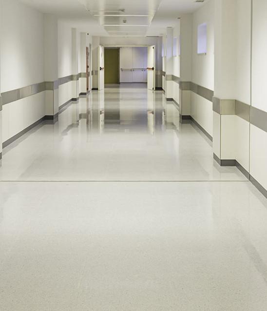 hygenic safety flooring