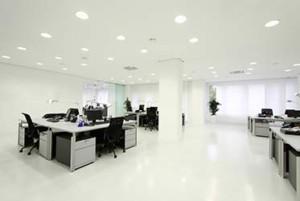 office acoustic resin floor
