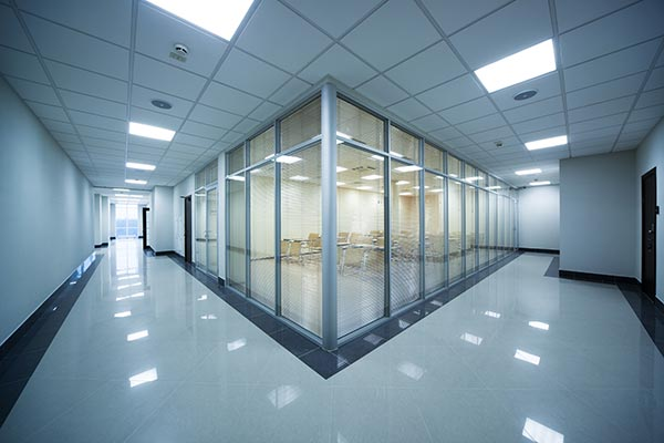 commercial resin floors for offices, retail, service industries
