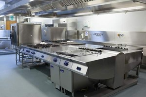 safety floor commercial kitchens