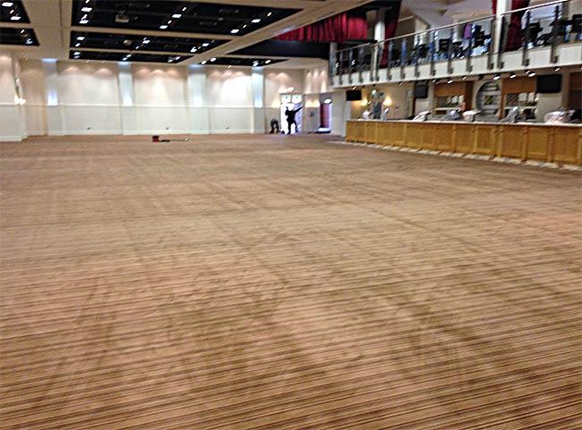 Holt End Carpeting