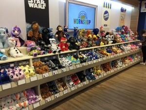 build a bear brighton retail floor