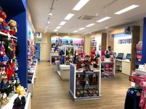 build a bear brighton shop floor