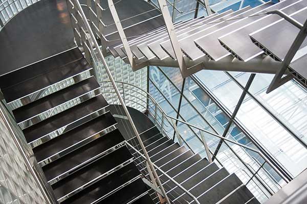 vertical escape routes